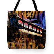 Terminal Tote Bag