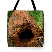 Termite Mound In Brazil Tote Bag