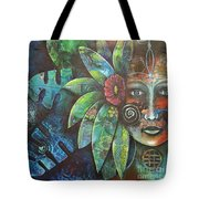 Terra Pacifica By Reina Cottier Nz Artist Tote Bag