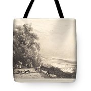 Terrace Of St. Cloud (terrasse De St. Cloud) Tote Bag