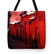 Terracotta Convent  Tote Bag