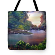 Terracotta Crossing Sold Tote Bag