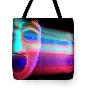 Terrified Tote Bag