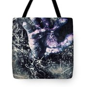 Terror From The Crypt Tote Bag