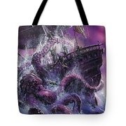 Terror From The Deep Tote Bag