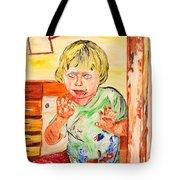 Terry Tote Bag