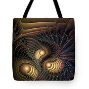 Tertiary Harmonics Tote Bag