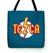 Tesla Bolt Tote Bag