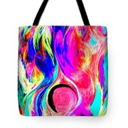Tesla Tote Bag by Chris Cloud