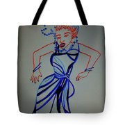 Teso Traditional Dance Uganda Tote Bag