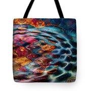 Tesseralien Griddle Tote Bag