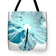 Test Hibiscus Two Tote Bag