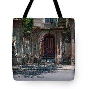 Colonial Past Tote Bag