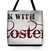 Testosterone Tote Bag