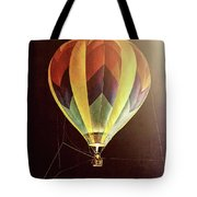 Tether Before Sunrise Tote Bag