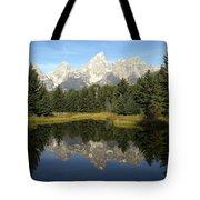 Teton 6 Tote Bag