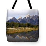 Teton 7 Tote Bag