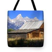 Teton Barn 5 Tote Bag