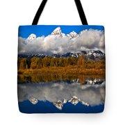 Teton Cloud Swarm Tote Bag