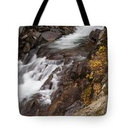 Teton Falls Tote Bag