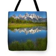 Teton Meadows Tote Bag