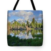 Teton Mirror Image Tote Bag