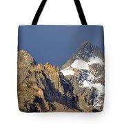 Teton Peaks Tote Bag