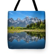 Teton Reflection Tote Bag
