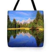 Teton Tranquility Tote Bag