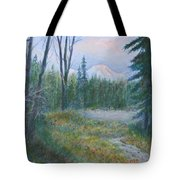 Teton Valley Tote Bag