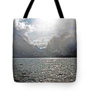 Tetons At Jenny Lake Tote Bag