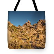 Teutonia Sunset Tote Bag