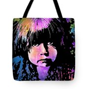 Tewa Child Tote Bag