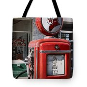 Texaco Fire-chief #1 Tote Bag