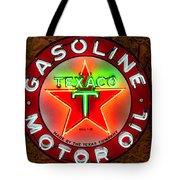 Texaco Gasoline Tote Bag