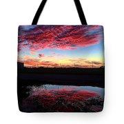 Texan Sky Tote Bag