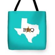 Texas Bbq Tote Bag