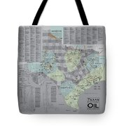 Texas - Birthplace Of The Modern Oil Industry Tote Bag