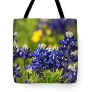 Texas Bluebonnets 006 Tote Bag