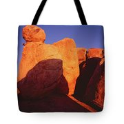 Texas Canyon Ominous Shadow Tote Bag
