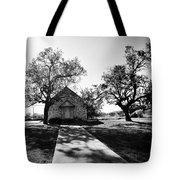 Texas Country Church Tote Bag