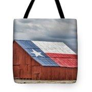 Texas Flag Barn #3 Tote Bag