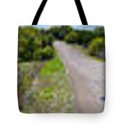 Texas Hill Country Panorama 360 Tote Bag