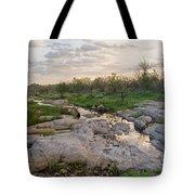 Texas Hill Country Sunrise - Llano Tx Tote Bag