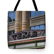Texas Marquee Tote Bag