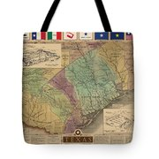 Texas Revolution Tote Bag