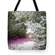Texas Sage No2 Tote Bag