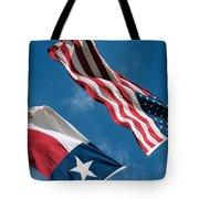 Texas Sky Tote Bag