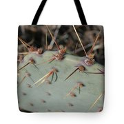 Texas Spikes Tote Bag