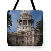 Texas State Capitol - Austin Tx Tote Bag